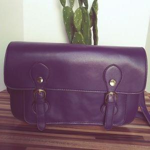 Steve Madden Purple Bluuna Crossbody Bag